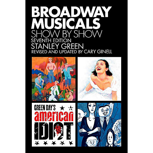 Hal Leonard Broadway Musicals - Show By Show - Seventh Edition thumbnail