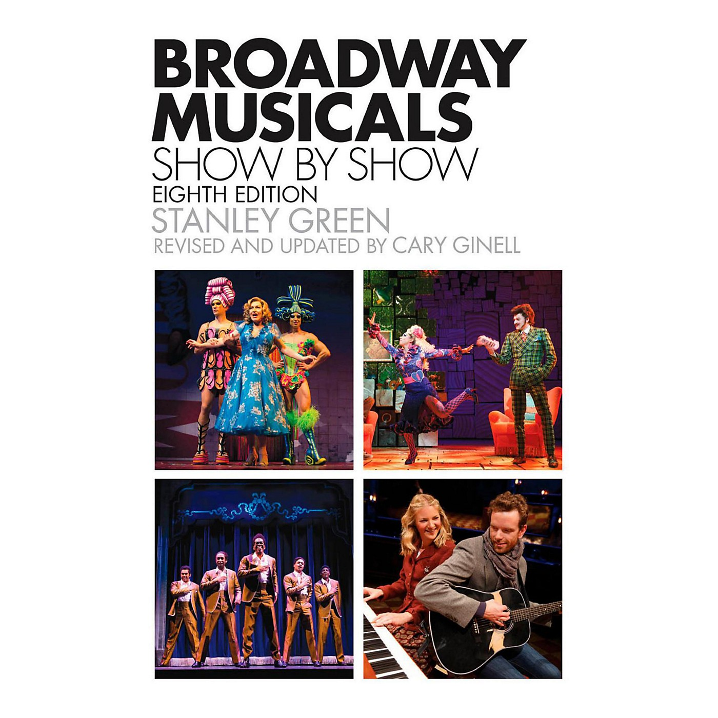 Hal Leonard Broadway Musicals Show By Show Eighth Edition thumbnail