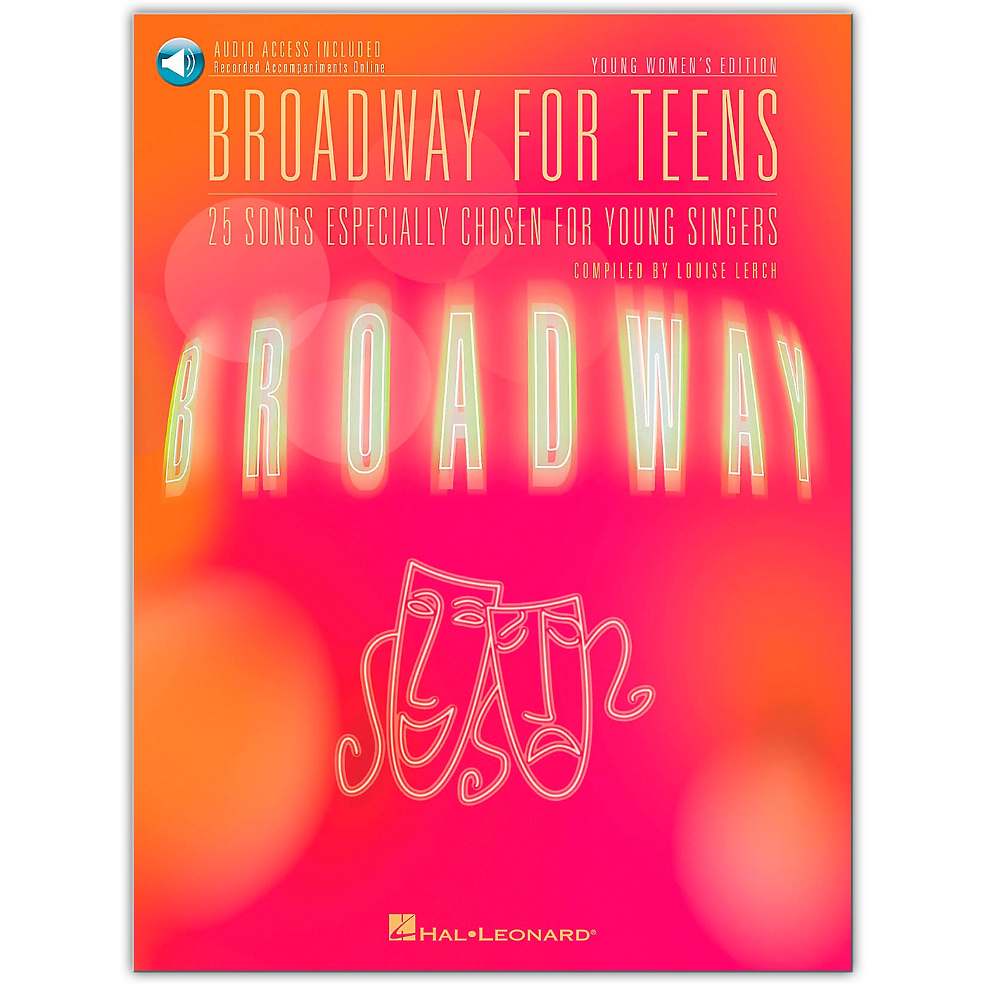 Hal Leonard Broadway for Teens - Young Women's Edition Book/Online Audio thumbnail