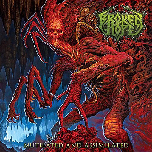 Alliance Broken Hope - Mutilated And Assimilated thumbnail