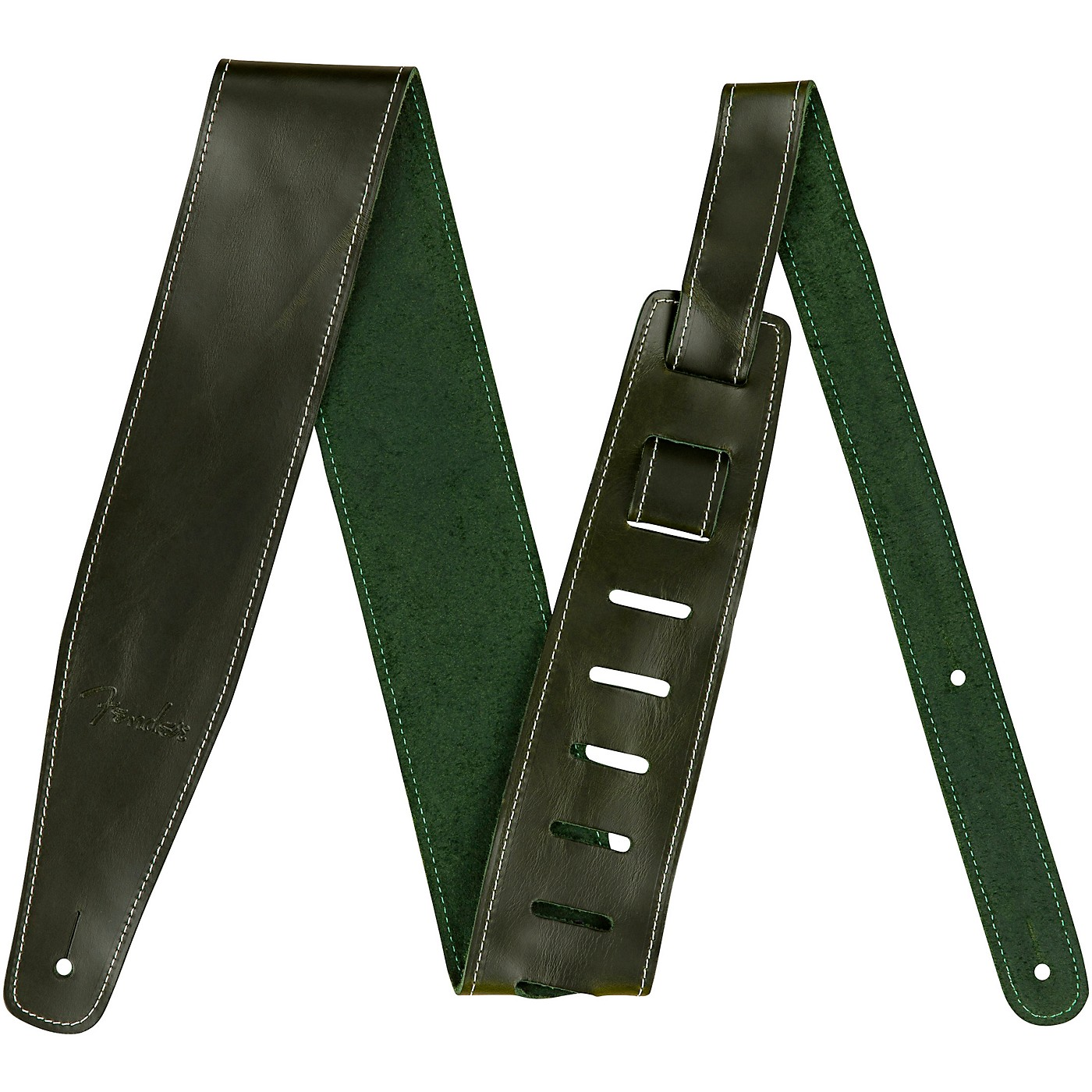 Fender Broken-In Leather Strap thumbnail
