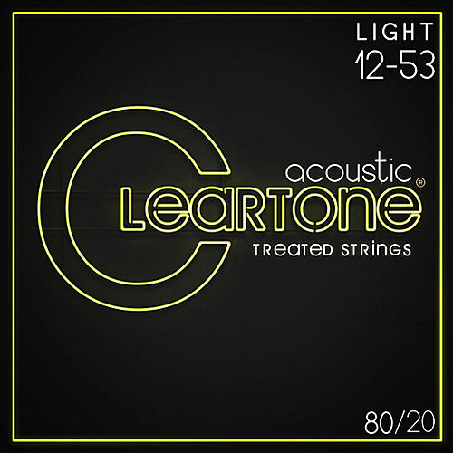 Cleartone Bronze Acoustic Guitar Strings thumbnail