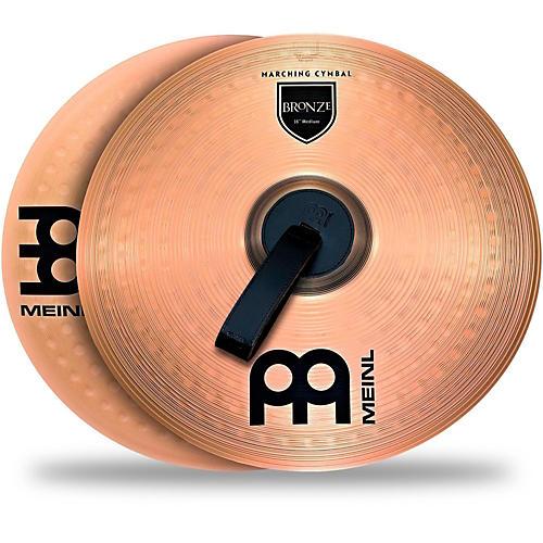 Meinl Bronze Marching Cymbal Pair thumbnail