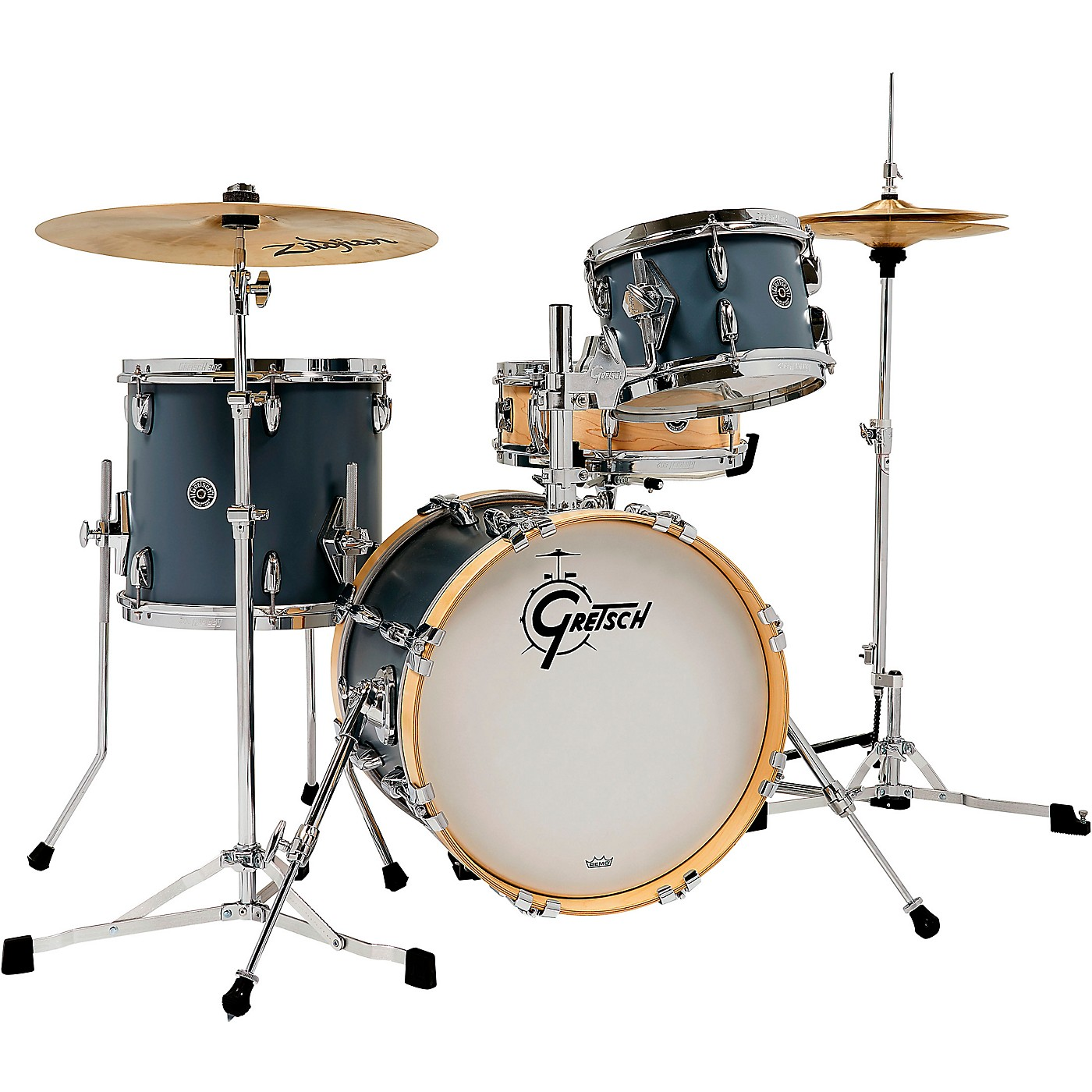 Gretsch Drums Brooklyn 4-Piece Micro Kit Shell Pack thumbnail