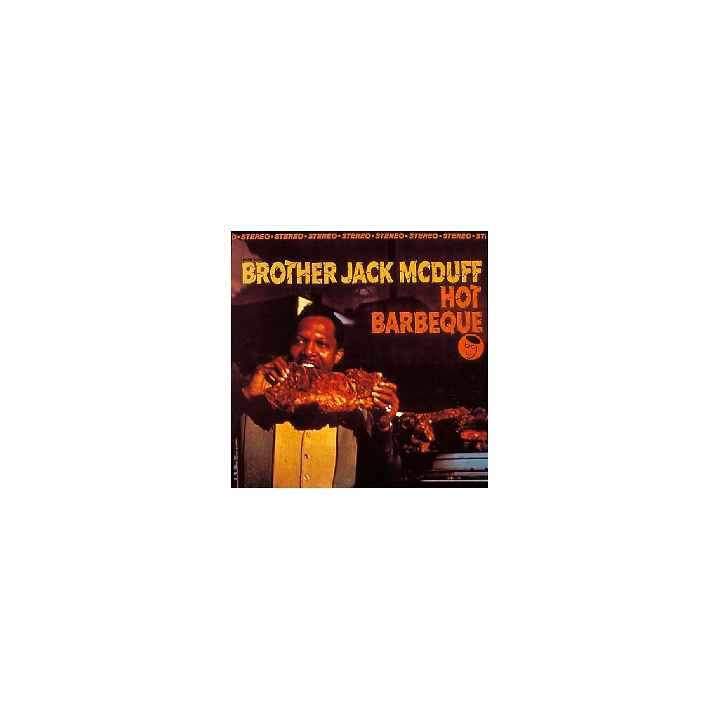 Alliance Brother Jack McDuff - Hot Barbeque thumbnail