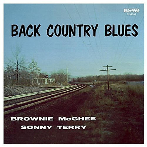Alliance Brownie McGhee - Back Country Blues thumbnail