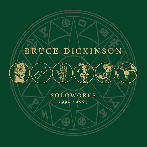 Alliance Bruce Dickinson - Bruce Dickinson - Soloworks (box Set) thumbnail