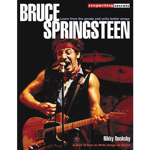 Hal Leonard Bruce Springsteen - Songwriting Secrets thumbnail