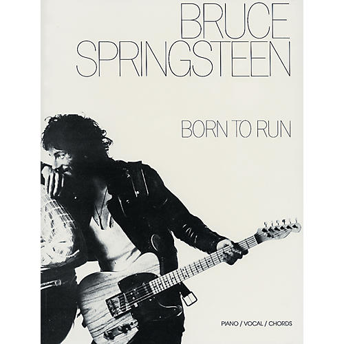 Alfred Bruce Springsteen Born to Run Piano/Vocal/Chords Book thumbnail