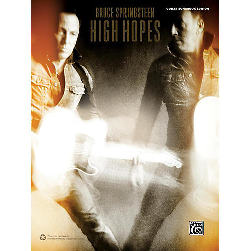 Alfred Bruce Springsteen High Hopes Guitar Songbook Edition thumbnail
