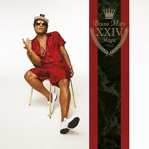 Alliance Bruno Mars - 24k Magic (CD) thumbnail