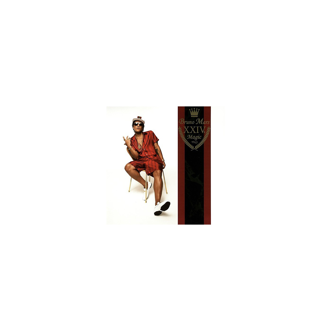 WEA Bruno Mars - 24k Magic thumbnail