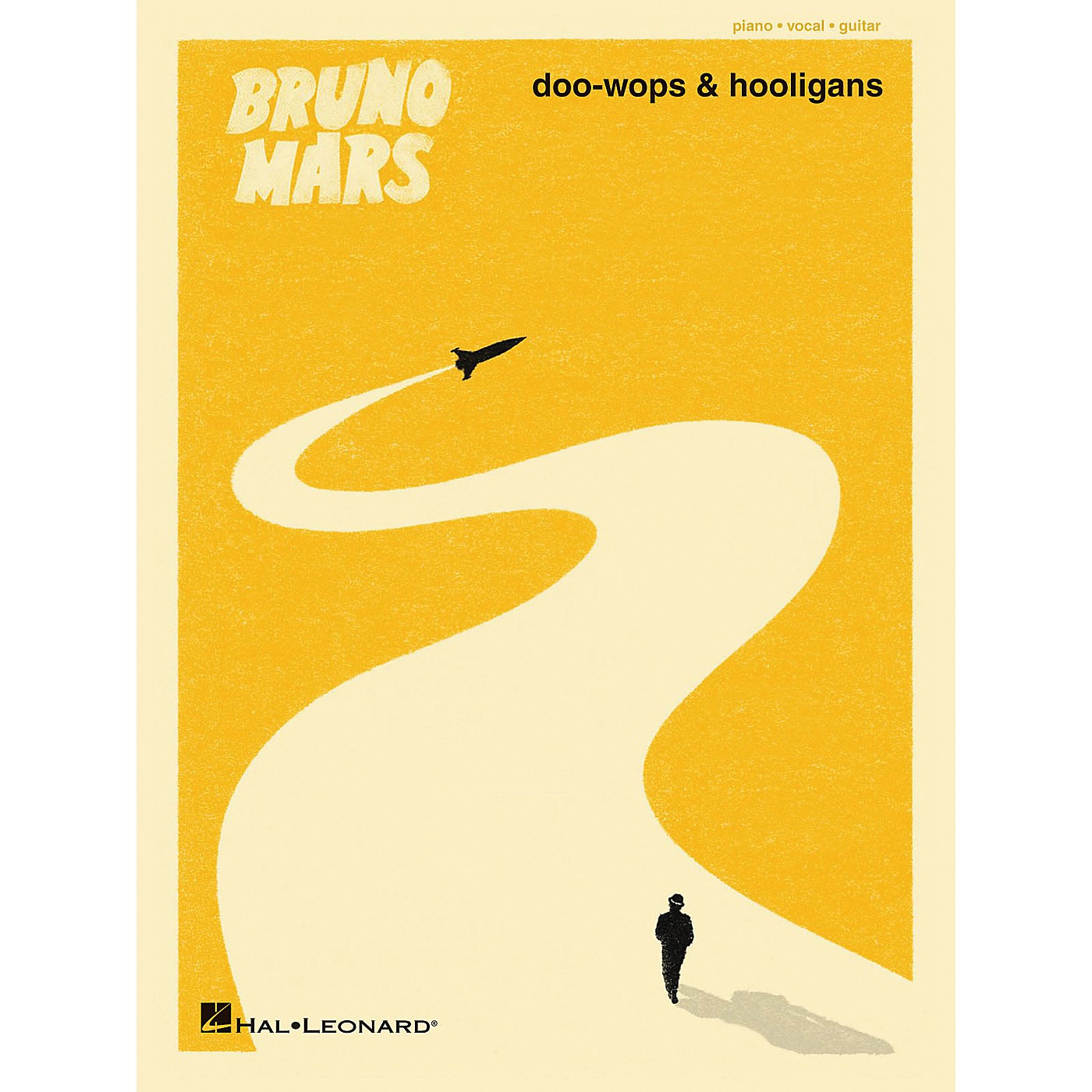 Hal Leonard Bruno Mars - Doo-Wops And Hooligans PVG Songbook thumbnail