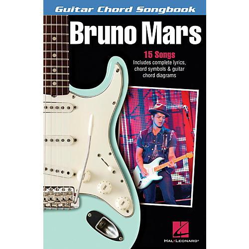 Hal Leonard Bruno Mars - Guitar Chord Songbook thumbnail