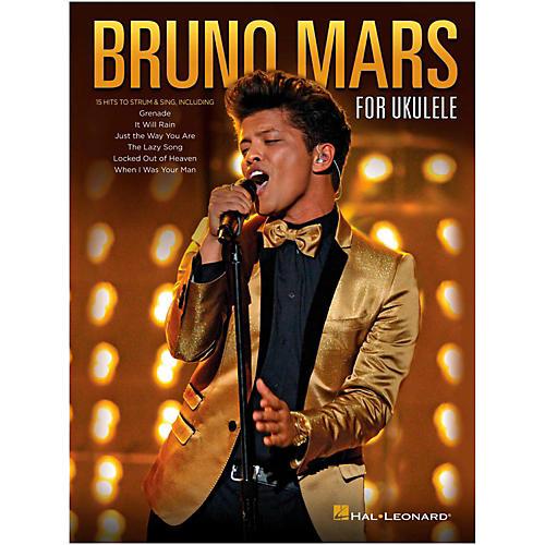 Hal Leonard Bruno Mars For Ukulele thumbnail