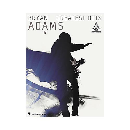 Hal Leonard Bryan Adams - Greatest Hits Book thumbnail