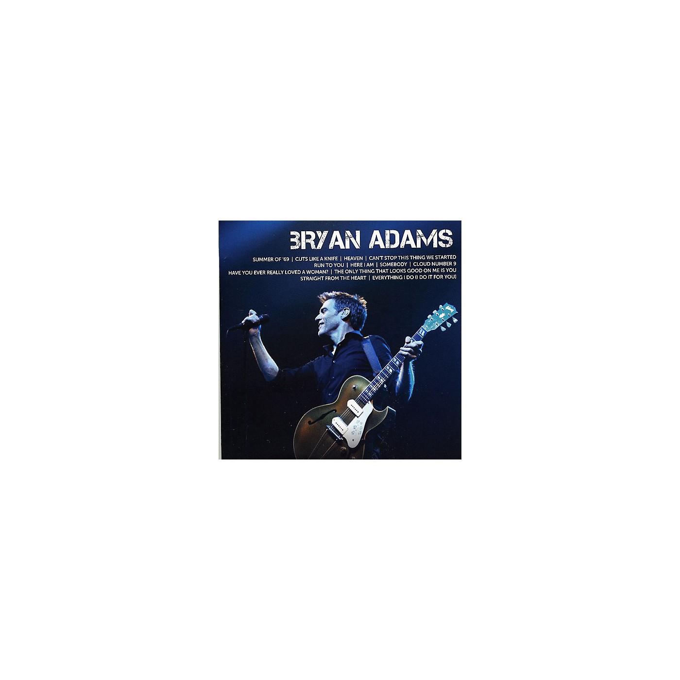 Alliance Bryan Adams - Icon (CD) thumbnail