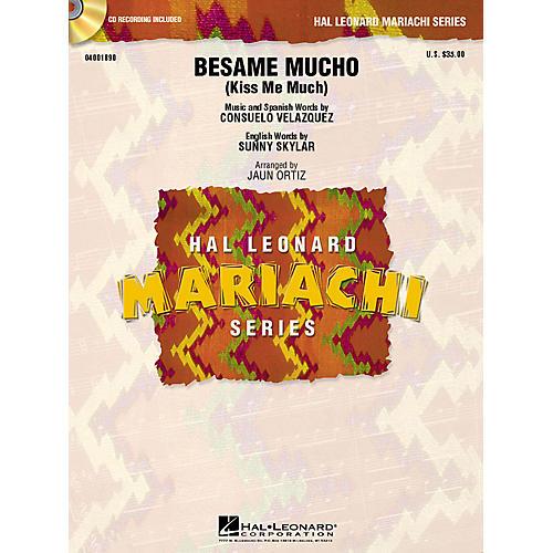 Hal Leonard Bésame Mucho (Kiss Me Much) Concert Band Level 3 Arranged by Juan Ortiz thumbnail