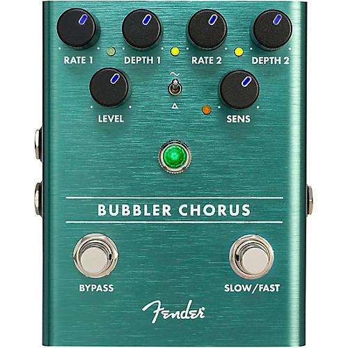 Fender Bubbler Chorus Effect Pedal thumbnail