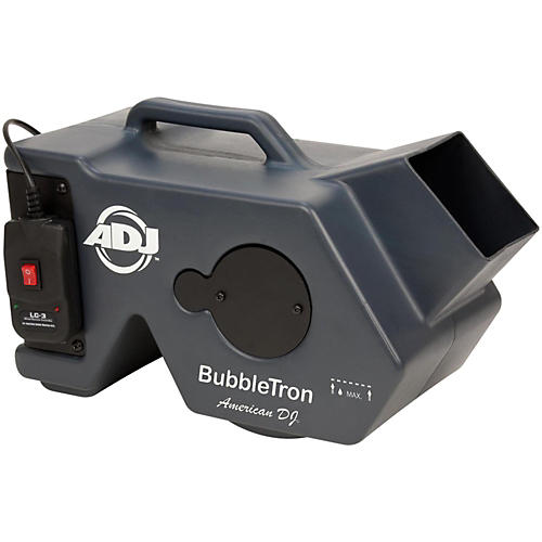 American DJ Bubbletron Portable High Output Bubble Machine thumbnail