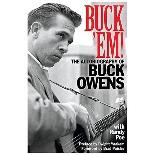 Backbeat Books Buck 'Em! (The Autobiography of Buck Owens) Book Series Softcover Written by Buck Owens thumbnail