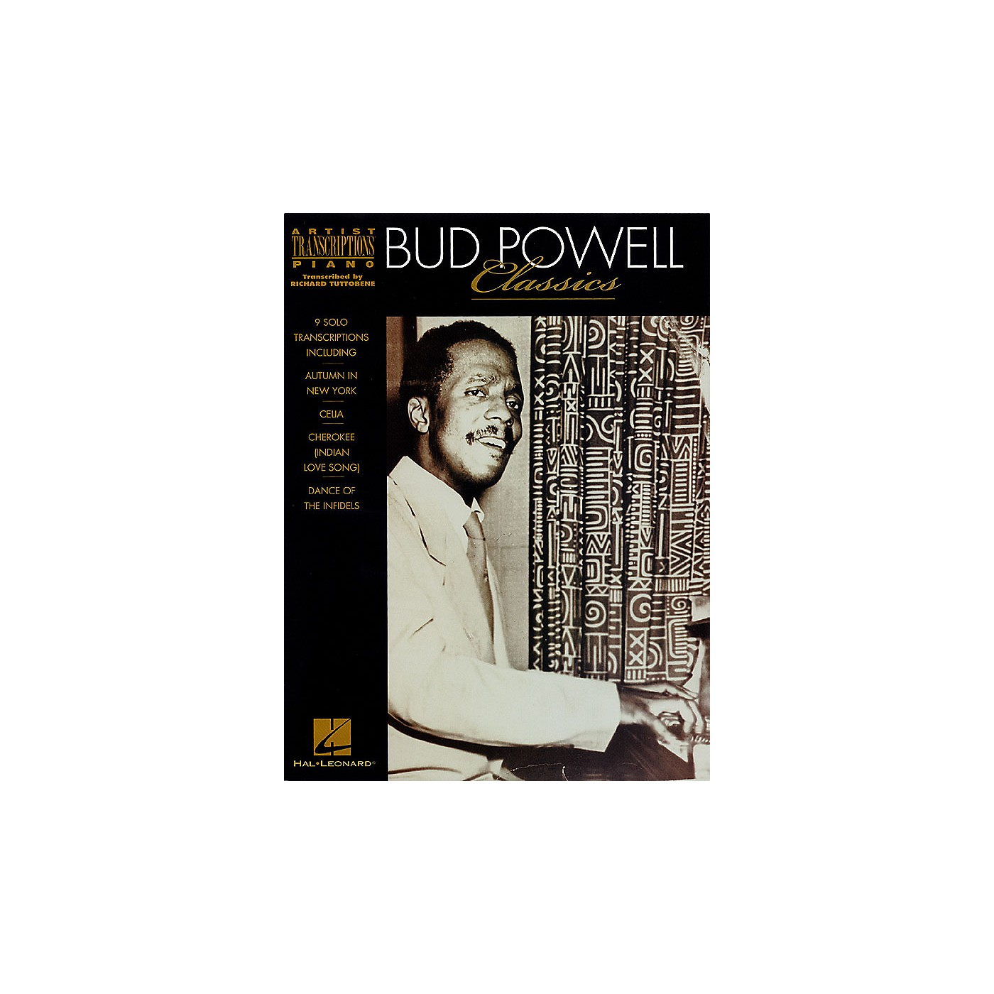 Hal Leonard Bud Powell Classics Artist Transcriptions Series Performed by Bud Powell thumbnail