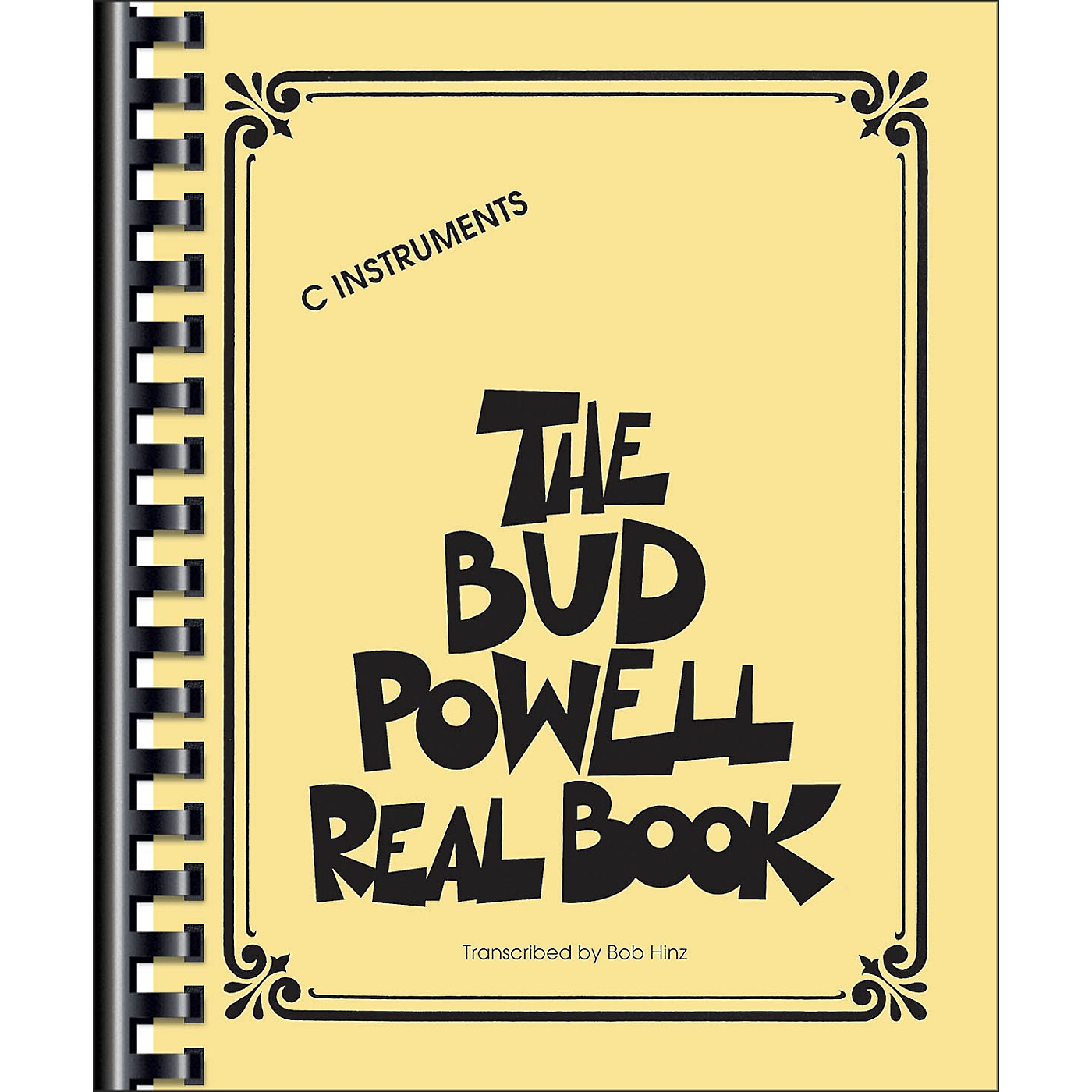 Hal Leonard Bud Powell Real Book thumbnail