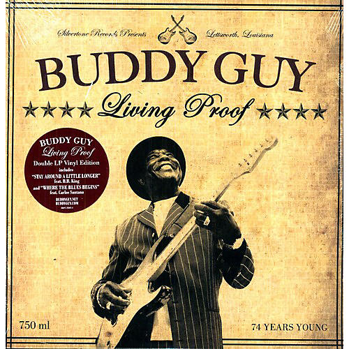Alliance Buddy Guy - Living Proof thumbnail