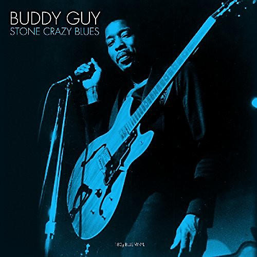 Alliance Buddy Guy - Stone Crazy Blues (Blue Vinyl) thumbnail