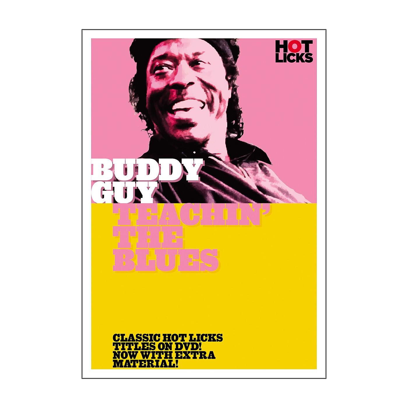 Music Sales Buddy Guy: Teachin' the Blues DVD thumbnail