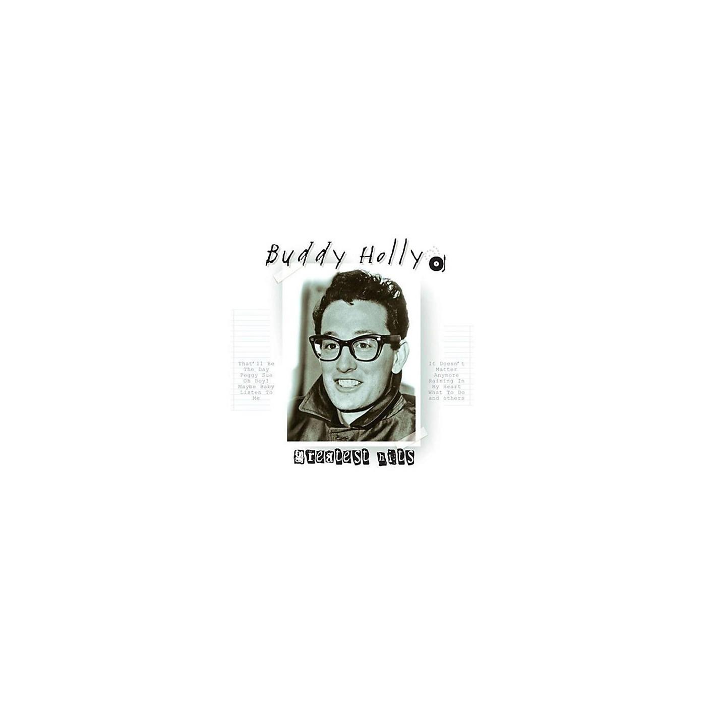 Alliance Buddy Holly - Greatest Hits thumbnail