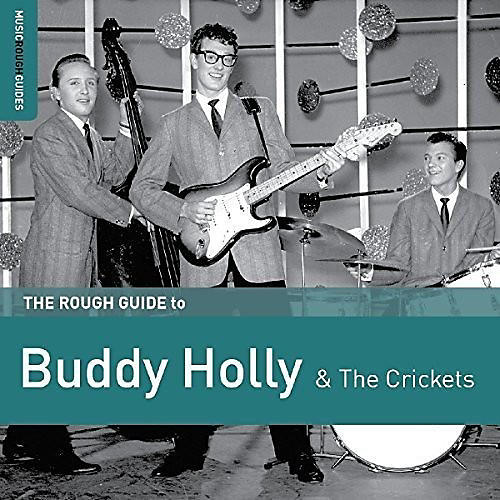 Alliance Buddy Holly - Rough Guide To Buddy Holly & The Crickets thumbnail