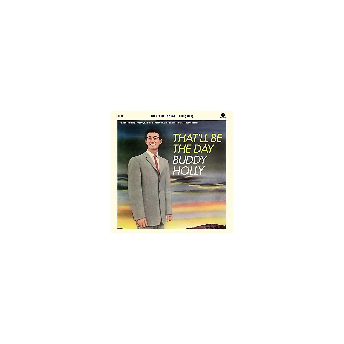 Alliance Buddy Holly - That'll Be The Day + 2 Bonus Tracks thumbnail