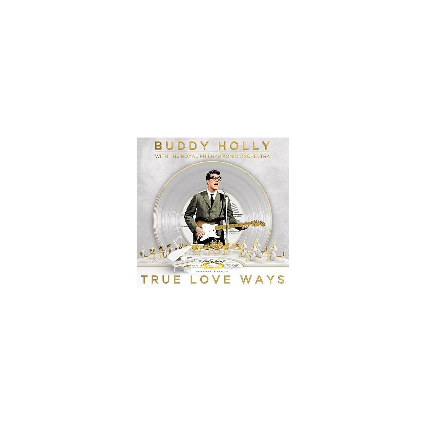 Alliance Buddy Holly - True Love Ways (CD) thumbnail