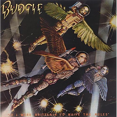 Alliance Budgie - If I Were Brittania thumbnail