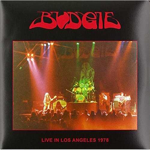 Alliance Budgie - Live In Los Angeles 1978 thumbnail