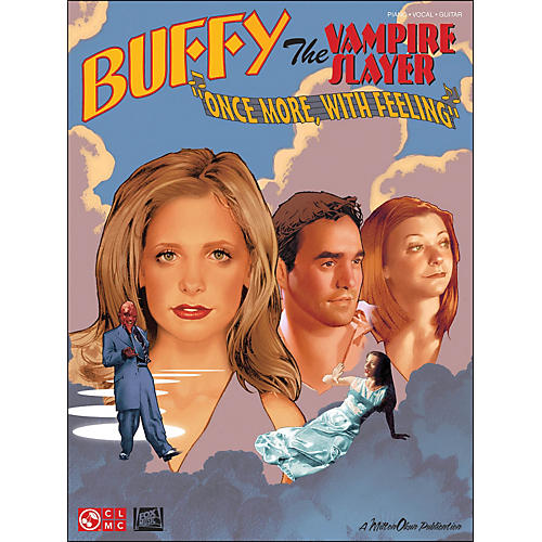 Cherry Lane Buffy The Vampire Slayer: Once More with Feeing arranged for piano, vocal, and guitar (P/V/G) thumbnail