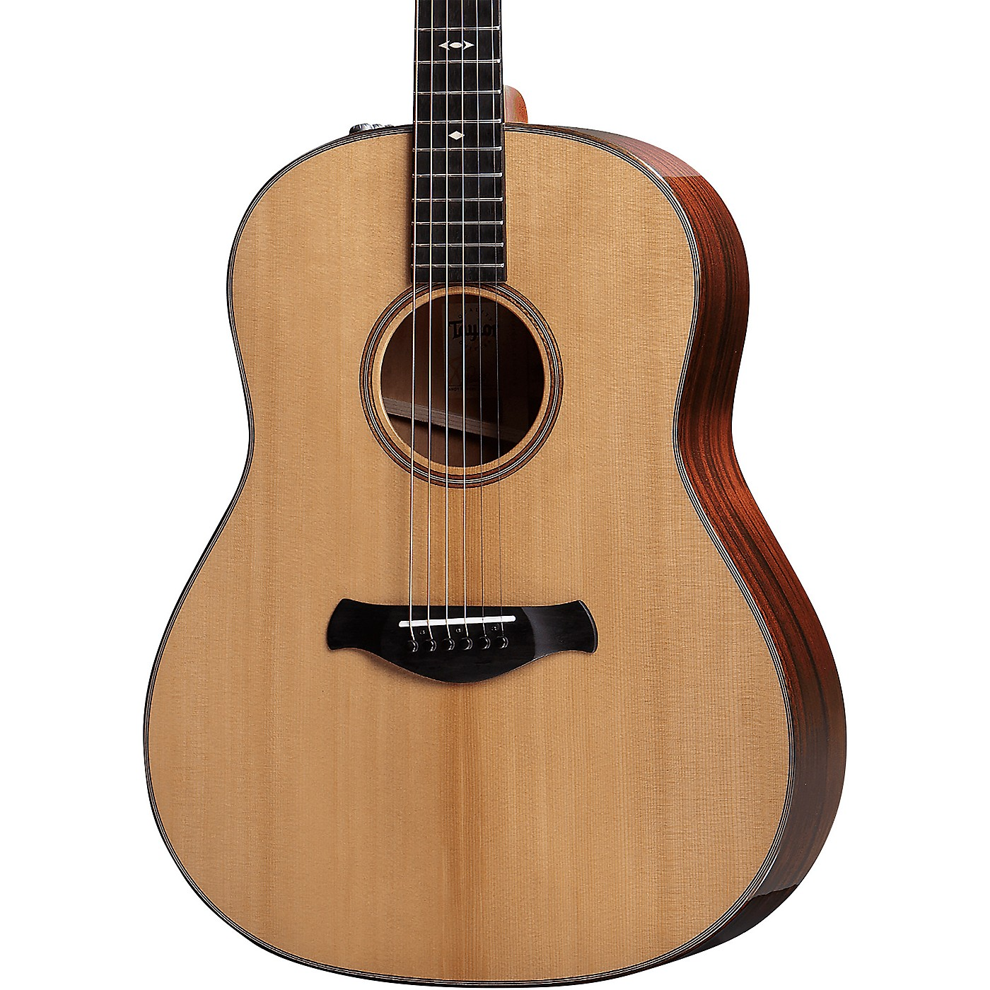 Taylor Builder's Edition 517e Grand Pacific Dreadnought Acoustic-Electric Guitar thumbnail