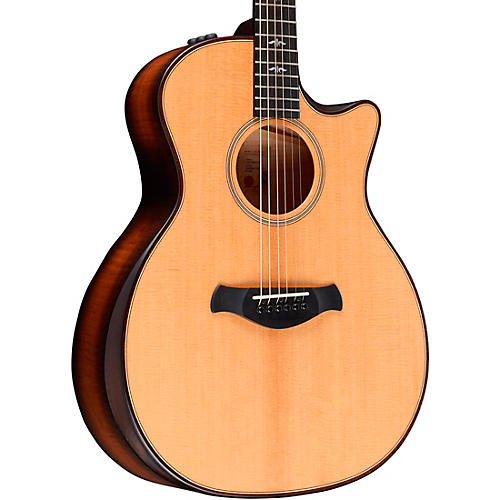 Taylor Builder's Edition 614ce V-Class Grand Auditorium Acoustic-Electric Guitar thumbnail