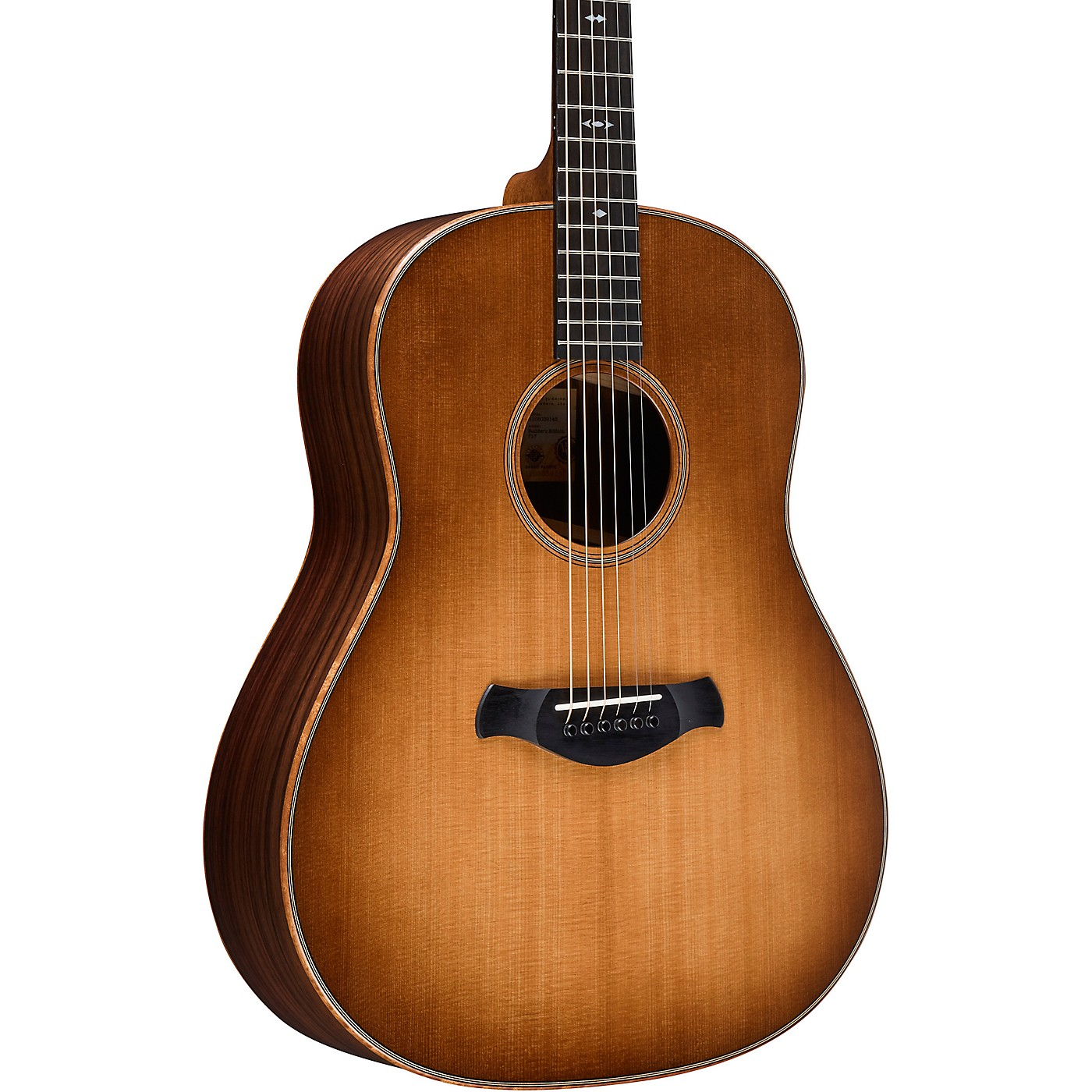 Taylor Builder's Edition 717 Grand Pacific Dreadnought Acoustic Guitar thumbnail