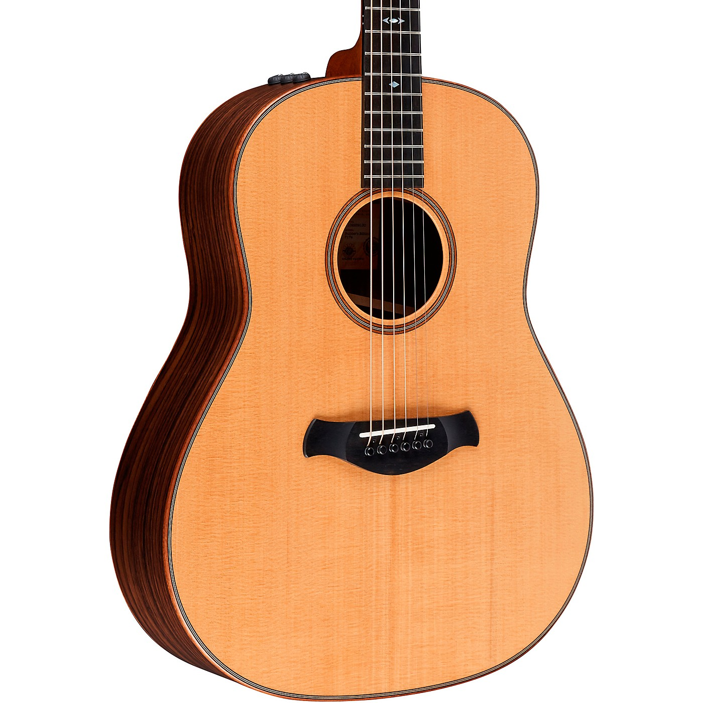 Taylor Builder's Edition 717e Grand Pacific Dreadnought Acoustic-Electric Guitar thumbnail