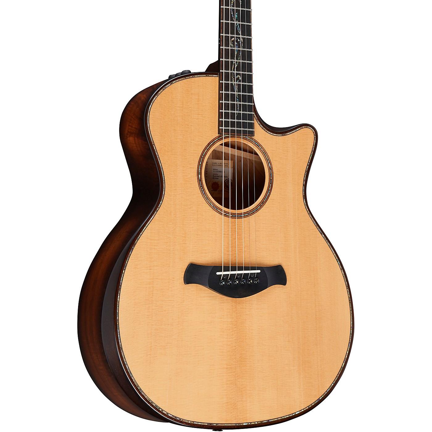 Taylor Builder's Edition K14ce V-Class Grand Auditorium Acoustic Electric Guitar thumbnail