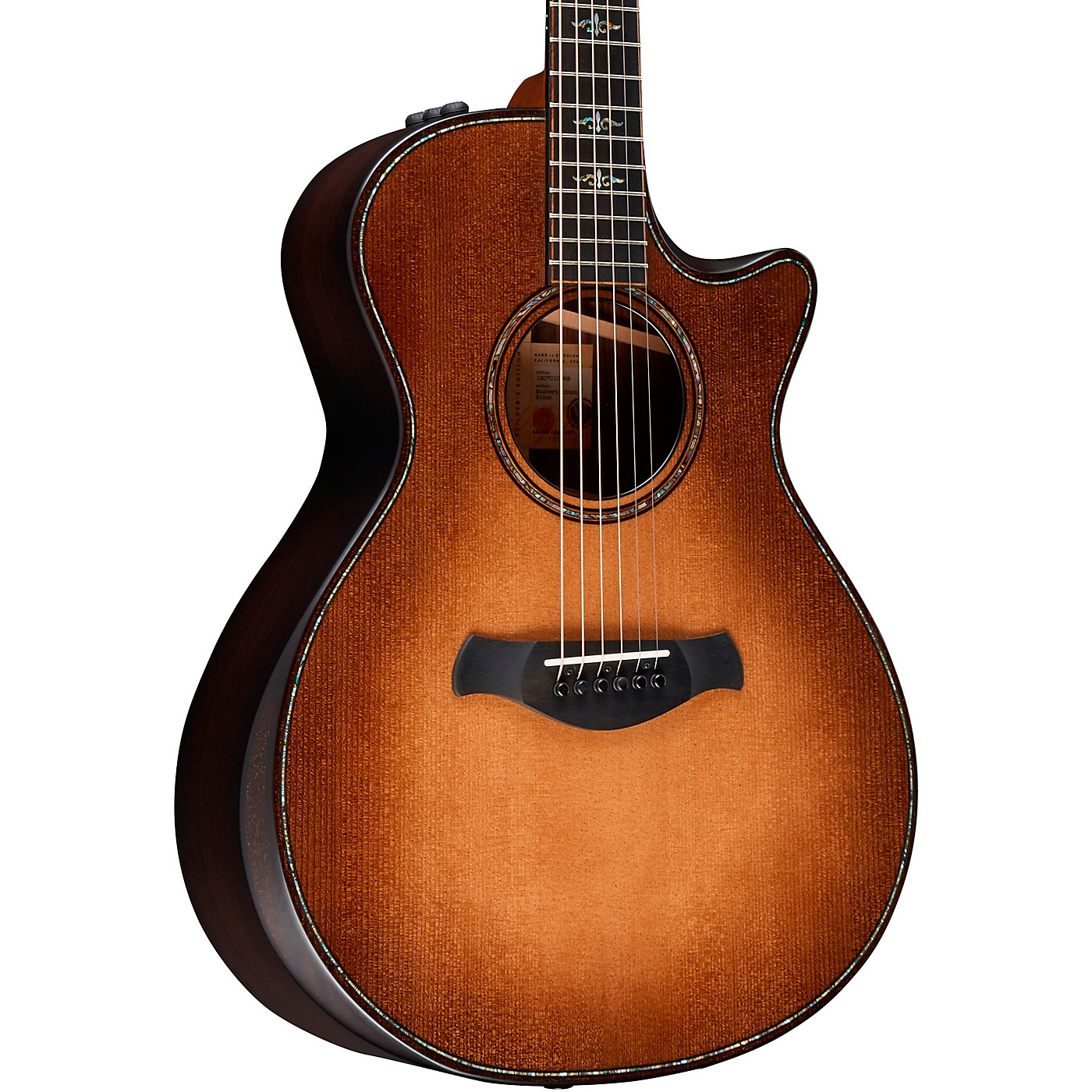 Taylor Builder's Edition V-Class 912ce Grand Concert Acoustic-Electric thumbnail