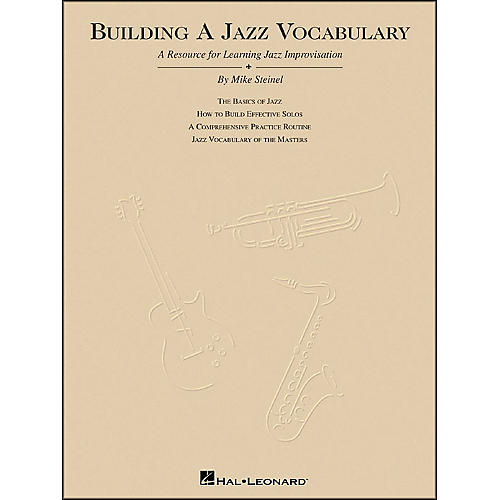 Hal Leonard Building A Jazz Vocabulary thumbnail