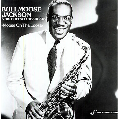 Alliance Bull Moose Jackson - Moose on the Loose thumbnail