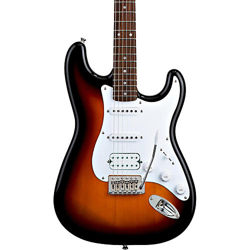 Squier Bullet Stratocaster HSS Electric Guitar with Tremolo thumbnail