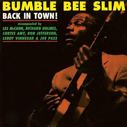 Alliance Bumble Bee Slim - Back In Town! thumbnail