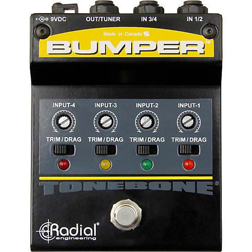 Radial Engineering Bumper Instrument Selector Pedal thumbnail