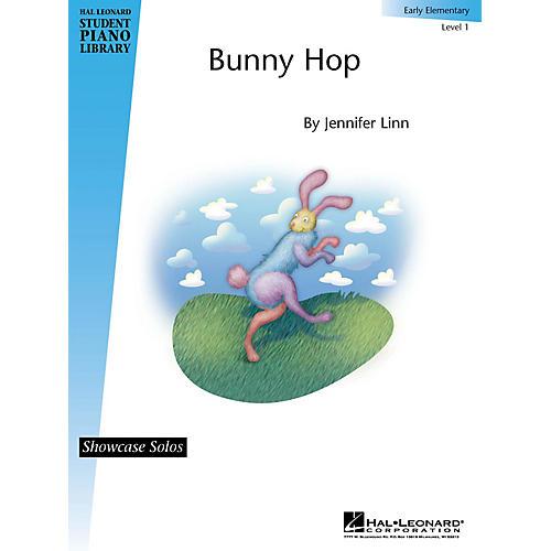 Hal Leonard Bunny Hop Piano Library Series by Jennifer Linn (Level Early Elem) thumbnail