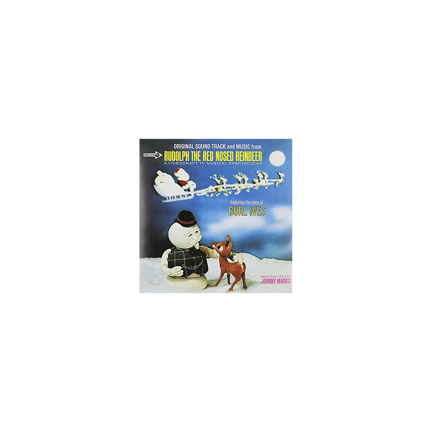 Alliance Burl Ives - Rudolph the Red-Nosed Reindeer thumbnail